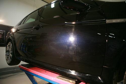 ドア洗車傷510